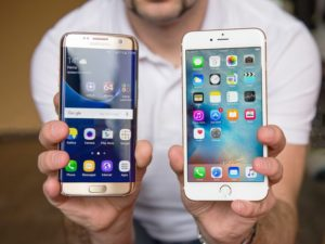 Сравнение iphone 7 plus, samsung galaxy s7 edge и samsung note 7 (таблица) — все про apple устройстваtv